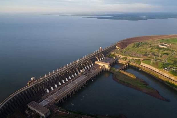 5 место. Тукуруйская ГЭС гидроэлектростанции, сооружения, топ-10