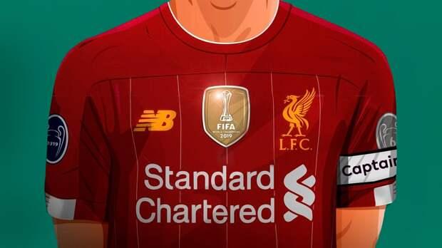 АПЛ разрешил «Ливерпулю» сыграть сэмблемой клубного ЧМвсего одинраз. Причина— вразмере