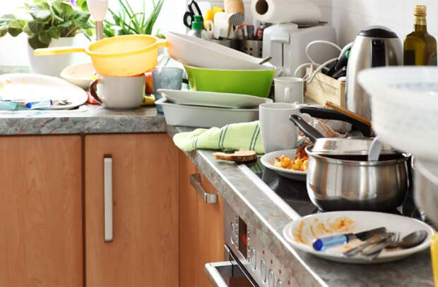 Ошибки на кухне, которые все делают каждый день