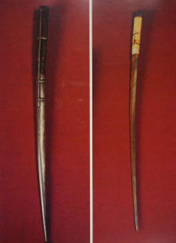 Русское холодное оружие 16-17 веков
