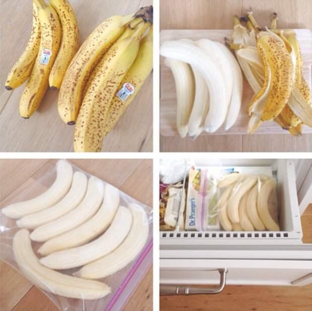 Готовим самое вкусное и полезное мороженое из одного банана