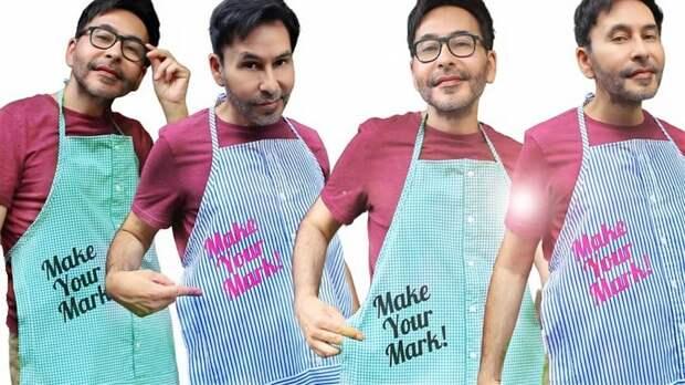 Превращаем мужскую рубашку в полезную в хозяйстве вещь
