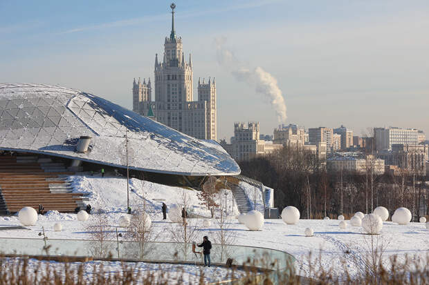 Синоптик рассказал, когда в Москве потеплеет