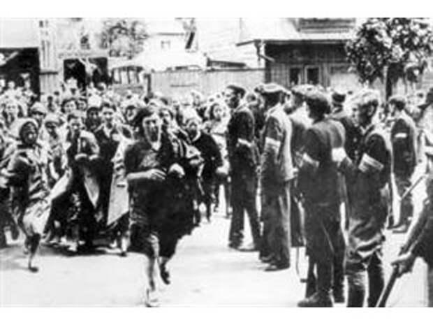 В России опубликовали полные показания свидетеля Каунасского еврейского погрома в Литве