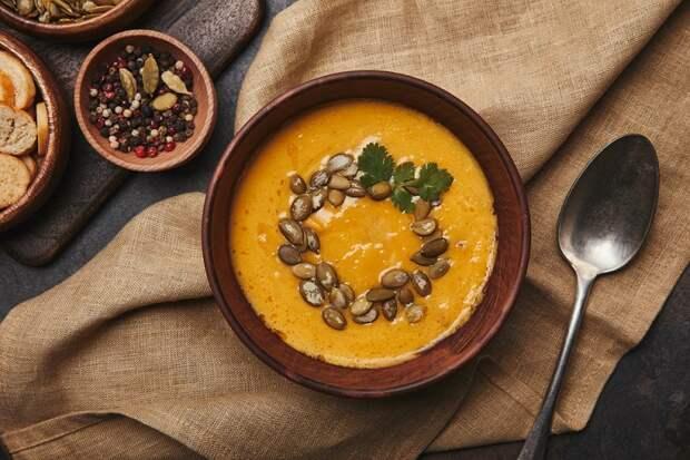 блюда из тыквы и апельсина