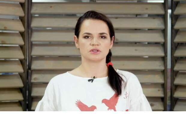 Тихановская назвала «неправовым» воссоединение Крыма с Россией