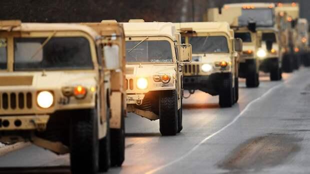 Четыре человека погибли в ДТП с броневиком войск США в Южной Корее