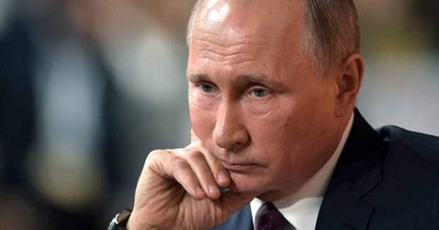 Путину толком не на кого опереться