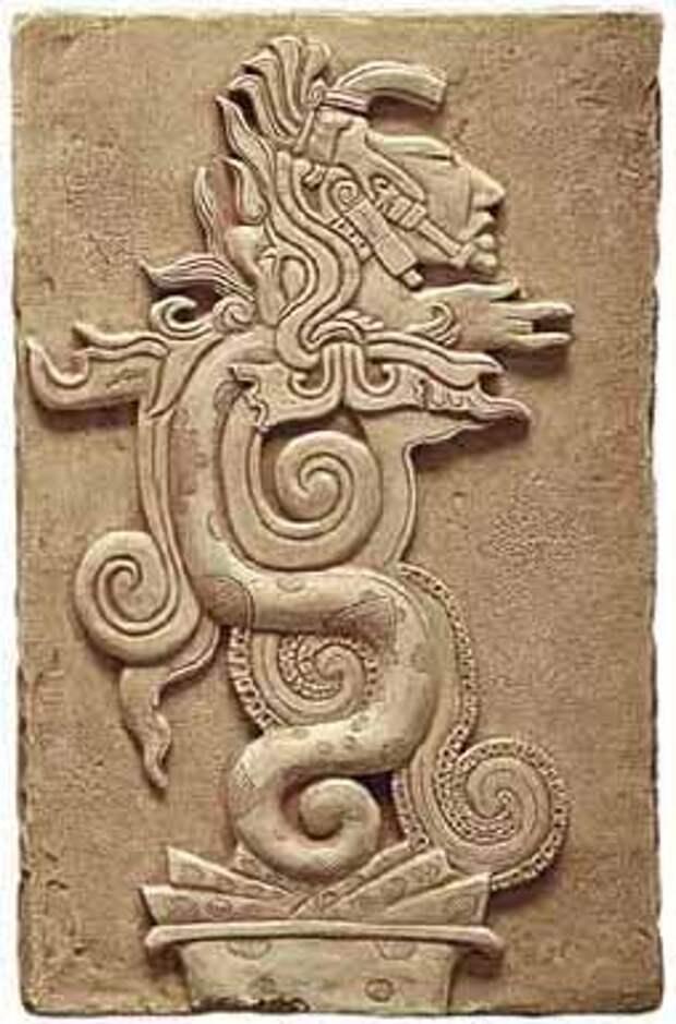 Тайна пернатого змея