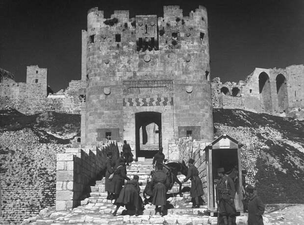 Syria1940 07 Сирия времен Второй Мировой