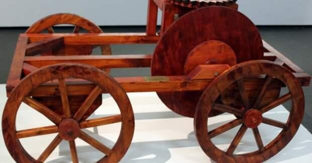 Одометр - древнейшее устройство. |Фото: wikimedia.org.