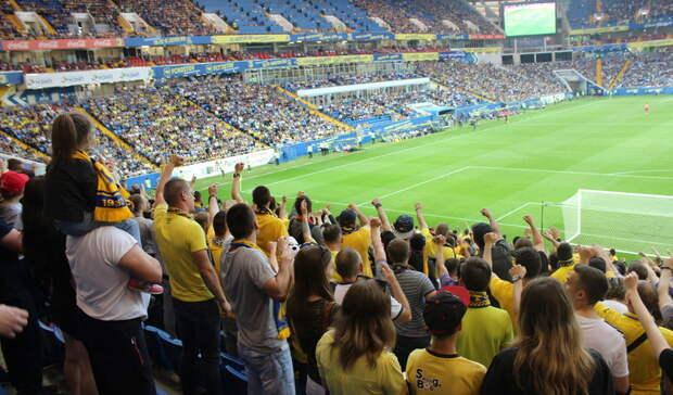 «Ковидные» ограничения для спортивных мероприятий ослаблены вСвердловской области