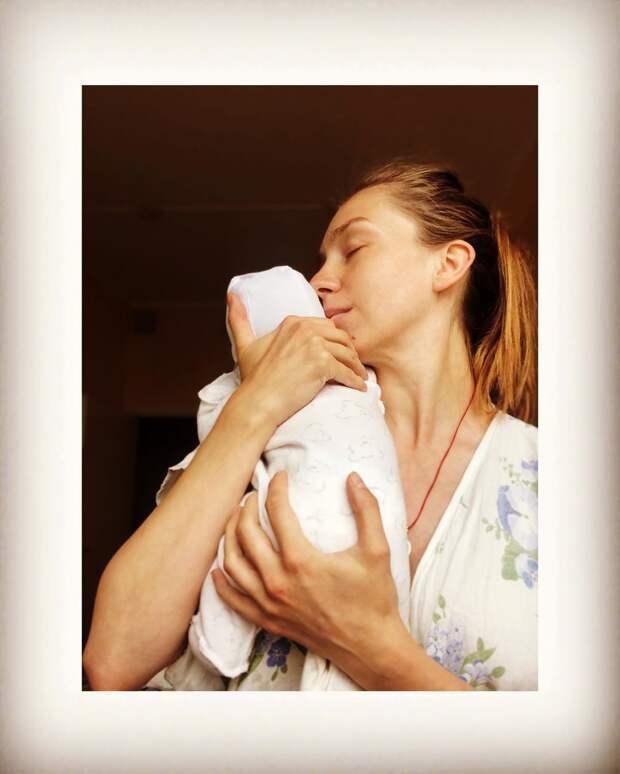 Валерия Федорович стала мамой во второй раз