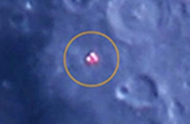 Астроном-любитель заснял на видео странный объект
