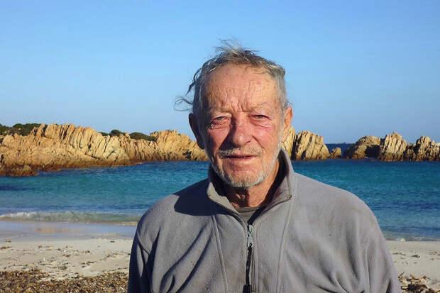 Итальянец покинет остров после 32 лет одиночества