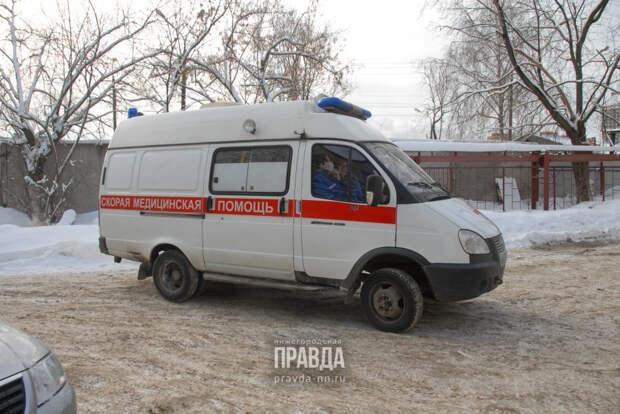 Пострадавшую студентку из Дзержинска доставили в реанимацию Ожогового центра ПИМУ