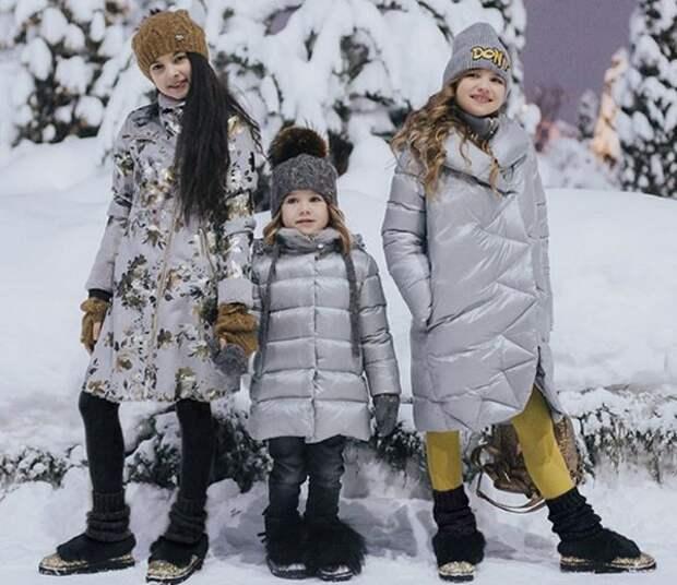 Как выбрать зимнее пальто для девочки