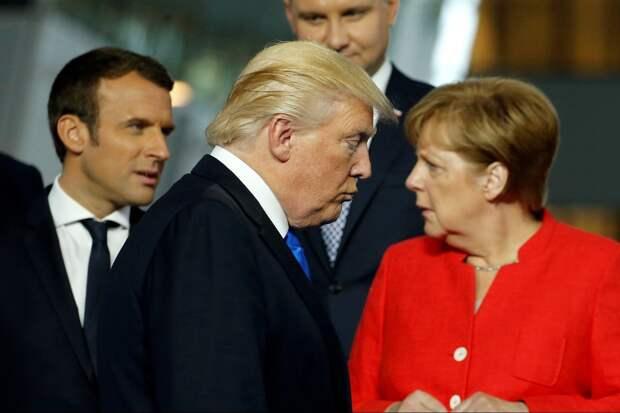 Bloomberg: Евросоюз в ярости от того, что Трамп решает вопрос Косово без него