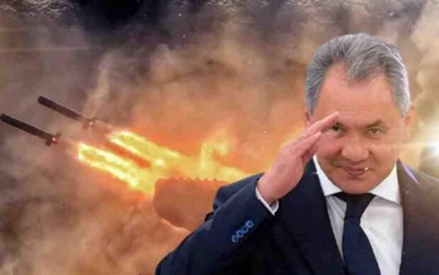 Россия додумалась «стрелять» целыми минными полями