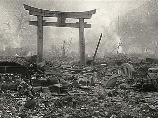 Американские бомбардировки как начало атомной эры
