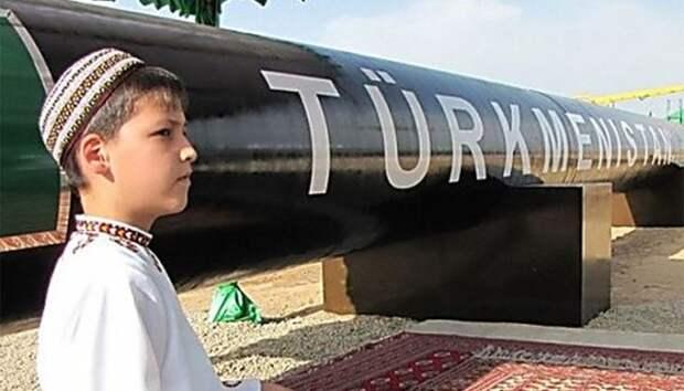 Конвенция по Каспию не поможет туркменскому газу попасть в Европу