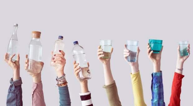 Питьевая вода, как выбрать