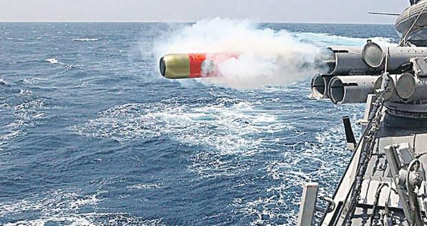 Оружие для подводных дуэлей