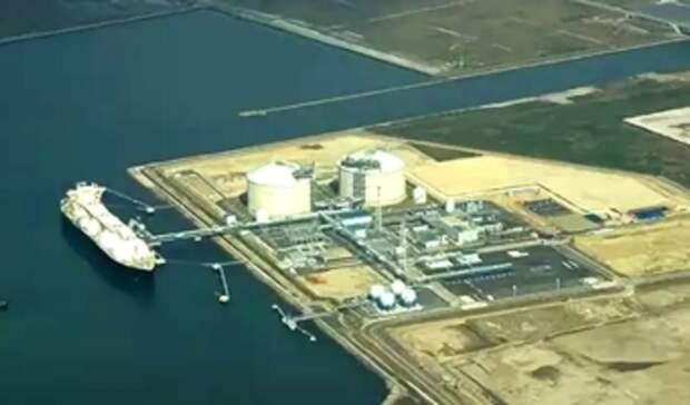 Оборудование для строящегося вРоссии СПГ-терминала будут поставлять японцы