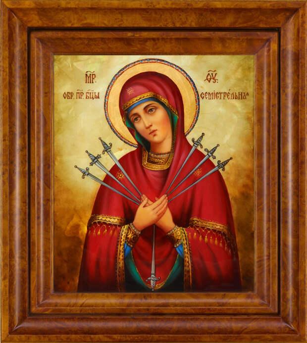 Какую икону подарить женщине?