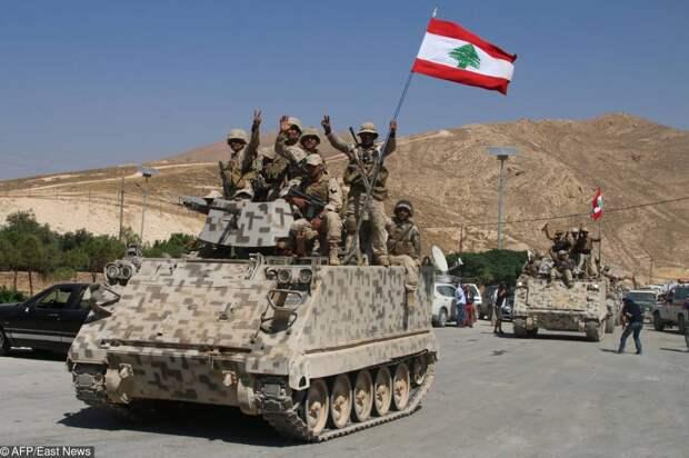 Как США контролируют Ливан