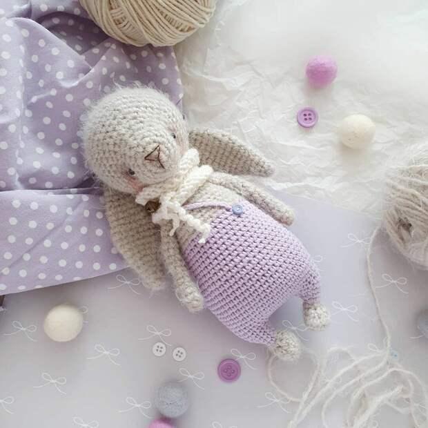 Нежная подборка: вязаные игрушки, которые способны умилить даже самого сурового человека