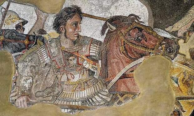 Уверяли, что «Саша Македонский» был так же отважен, как и знаменитый полководец, в честь которого киллер получил свое прозвище. Старинная мозаика. Wikimedia