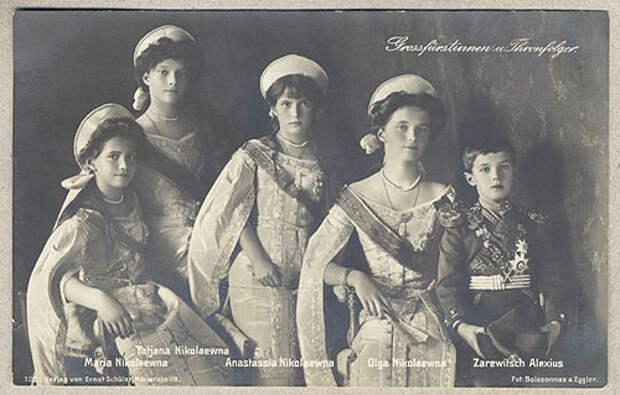 Этот день 100 лет назад. 04 ноября (22 октября) 1912 года