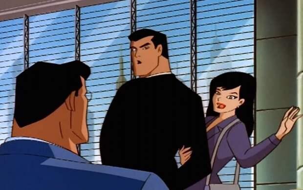 Режиссёр Зак Снайдер собирался влюбить Бэтмена в Лоис Лэйн в «Лиге справедливости»