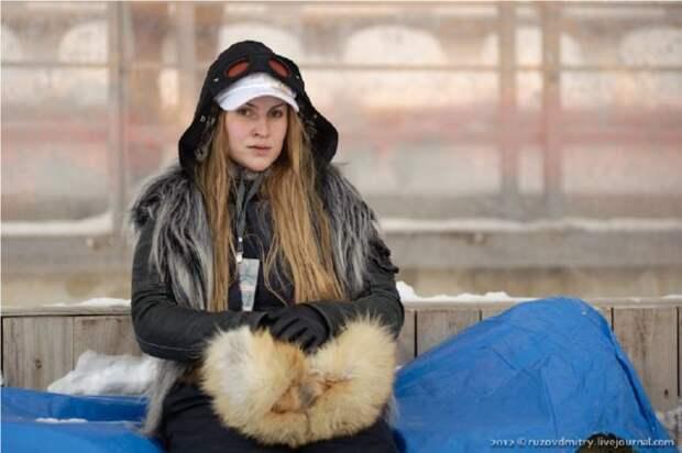 Зимний UNIMOTO в Тольятти (56 фото+текст)