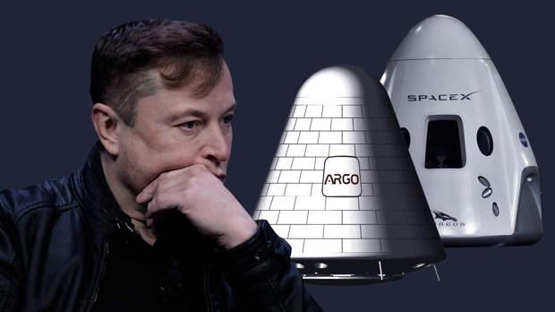 """""""Мы показали схему посадки, а через полгода эта технология появилась у SpaceX"""". """"Русский Илон Маск"""" — большое интервью о ракетах, ценах на космические полёты и российском корабле """"Арго"""""""