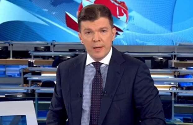 Ведущий Первого канала назвал полицейских США «терпилами», а российских — «героями»