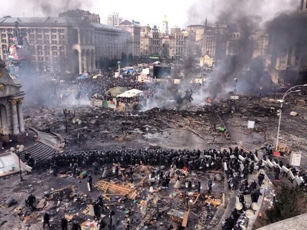 Майдан - трагедия для миллионов украинцев