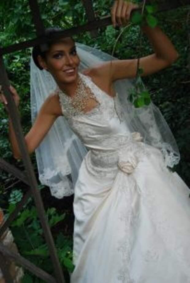 Свадебные платья невест модельер Юлия Ааль (Julia Aal`)