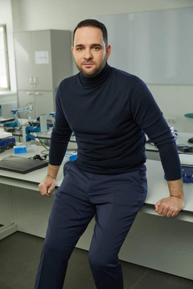 Александр Мажуга рассказал о российских технологиях переработки пластика. Автор фото: Данил Головкин