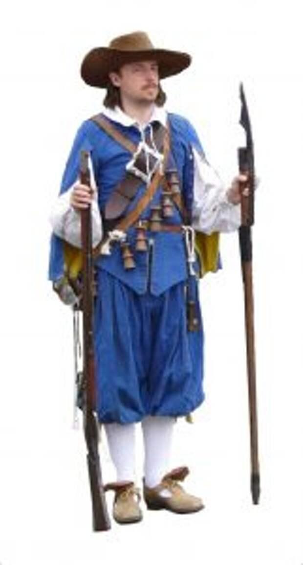 Время мушкетёров. Тактика европейских армий XVII века 11