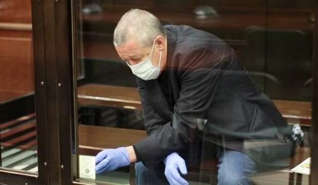 «Надеется на условно-досрочное»: бывший арестант рассказал о состоянии заключенного Ефремова