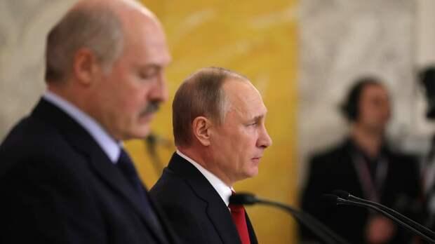 """""""Дружба"""" врозь? Лукашенко вновь отличился угрозами в адрес России"""