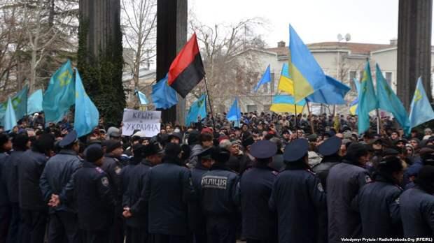 Журналист рассказал, как меджлис занимался диверсиями в Крыму в связке с СБУ