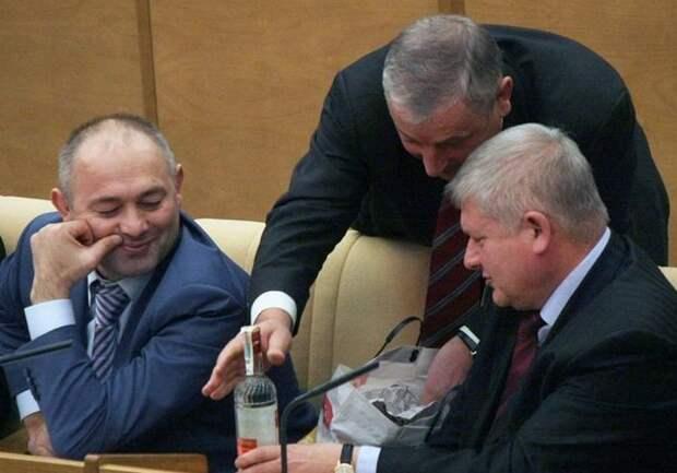 Госдурость. Депутаты предложили приучать детей к алкоголю