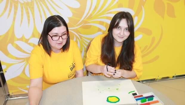 Сотрудники ДК Подольска провели мастер‑класс по лепке бактерий онлайн