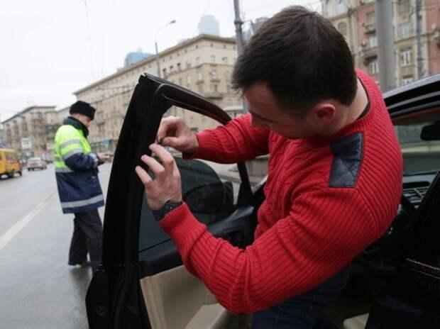 Спрос на тонировку в Москве вырос в разы после отмены снятия номеров