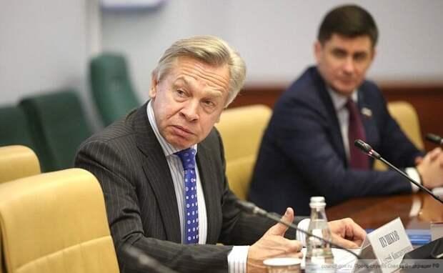 Пушков высмеял украинского представителя, устроившего скандал в ПАСЕ