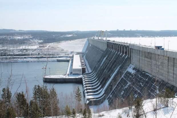 9 место. Усть-Илимская ГЭС гидроэлектростанции, сооружения, топ-10