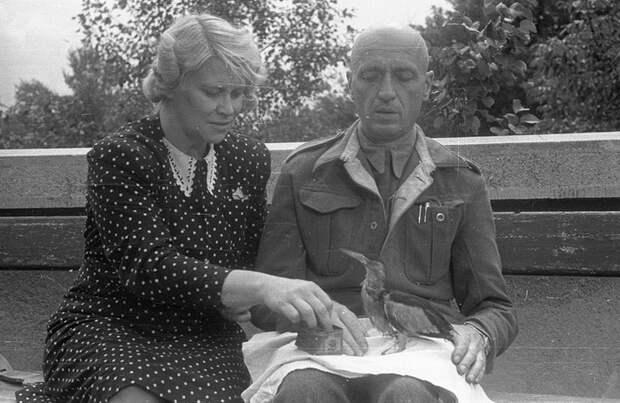 Ян и Антонина Жабинские.